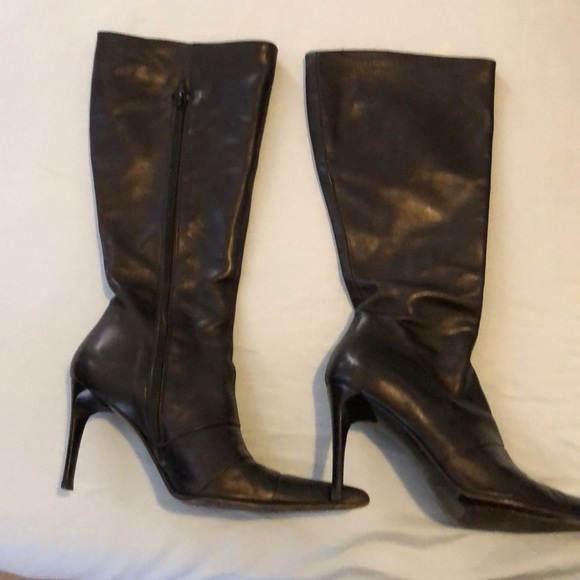 Pointed Toe Knee High Boots | Poshmark